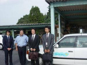 【3期HOMIES】コミタク岩村社長を訪問!
