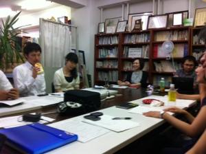 momoの取り組みに、事務局 高嶋が参加しました!