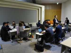 第5期中間合宿1日目レポート!