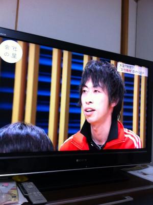 第6期今津さんが「会社の星」に出演しました!!