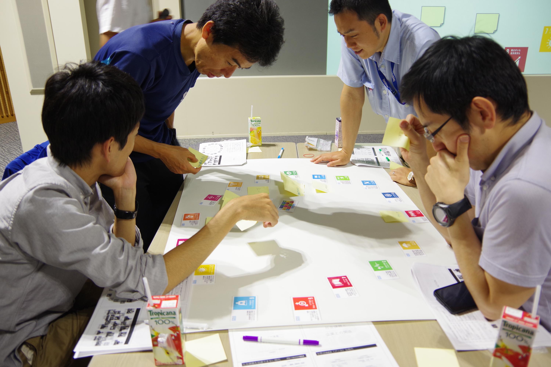 キーワードはプリンターとSDGs?ブラザー社員向け研修「Business Socialize Camp 2019」レポDay1