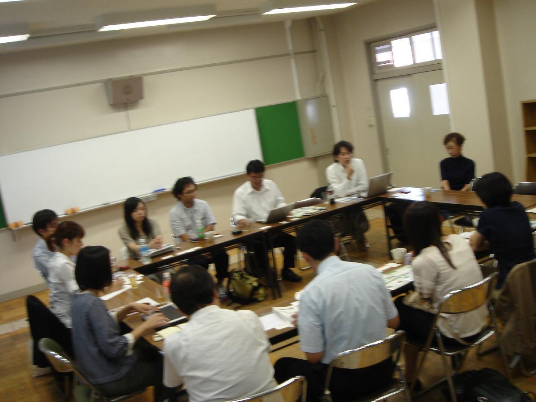記者懇談会を行いました。