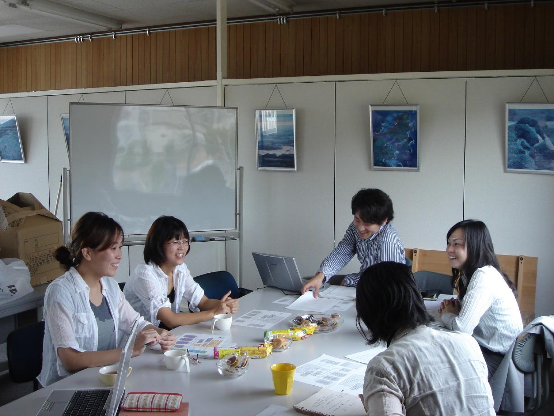 外国人就労支援センター、ロングミーティングを行いました。