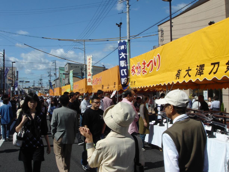 この週末、関市が賑わっています!!