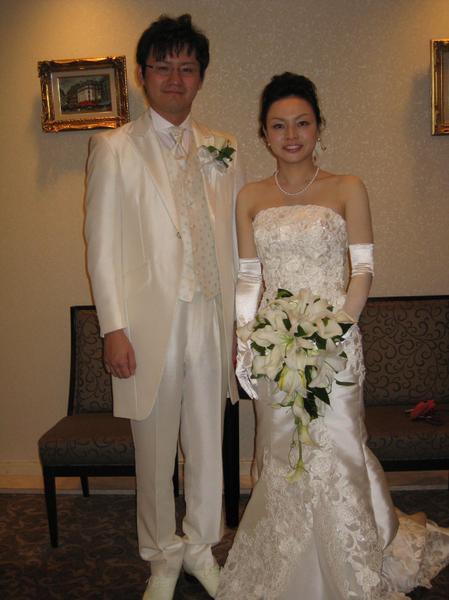 ご結婚おめでとうございます!!!